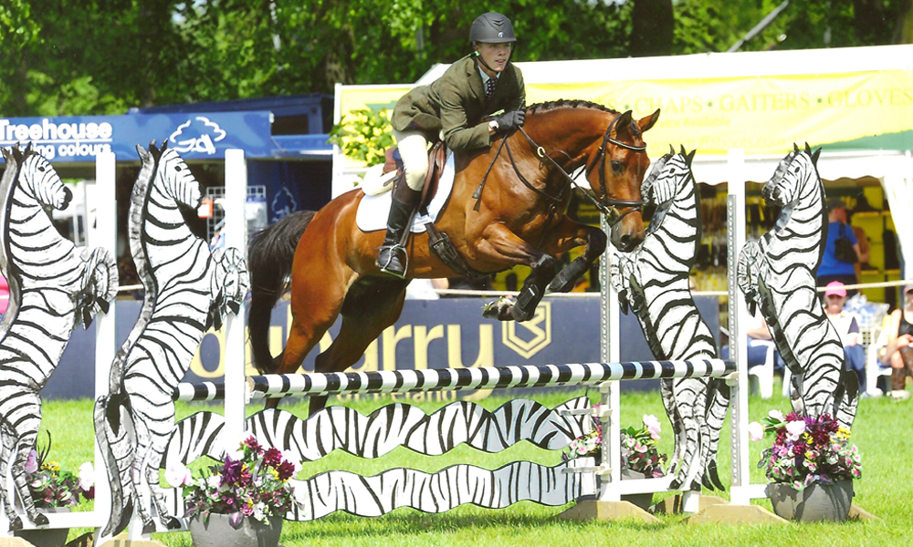 gstar event yorkshire burghley young event horse