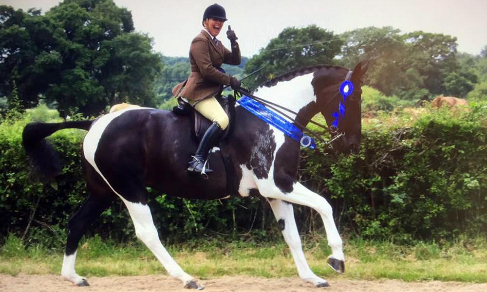 jo bates royal international horse show