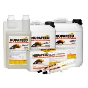 Nupafeed MAH Horse Calmer Liquid and Calming Paste