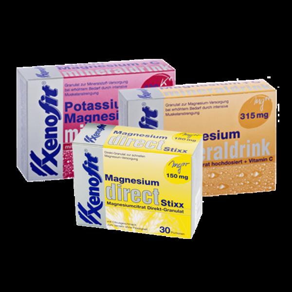 Xenofit Magnesium Supplements Magnesium Citrate Drink
