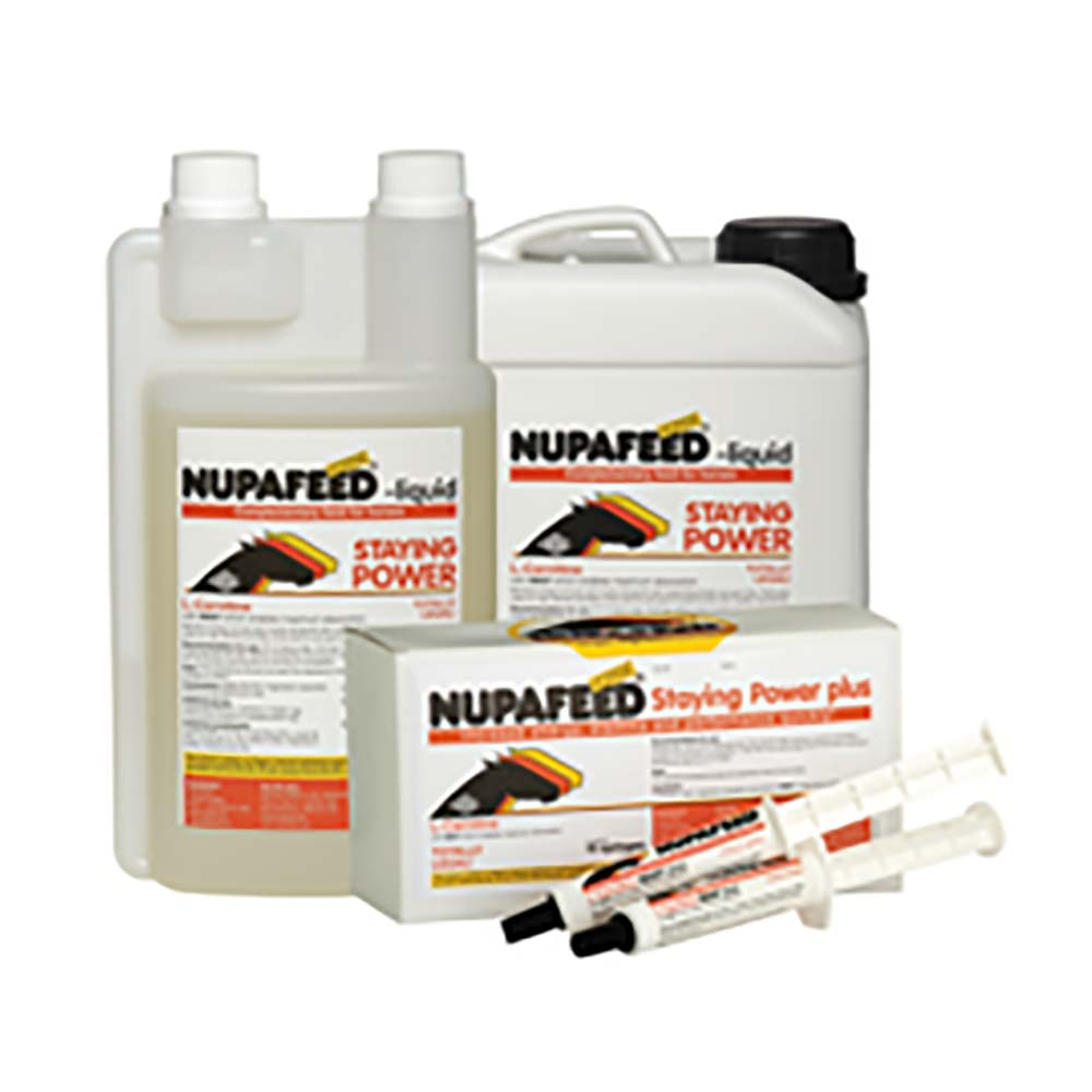 Nupafeed Staying Power