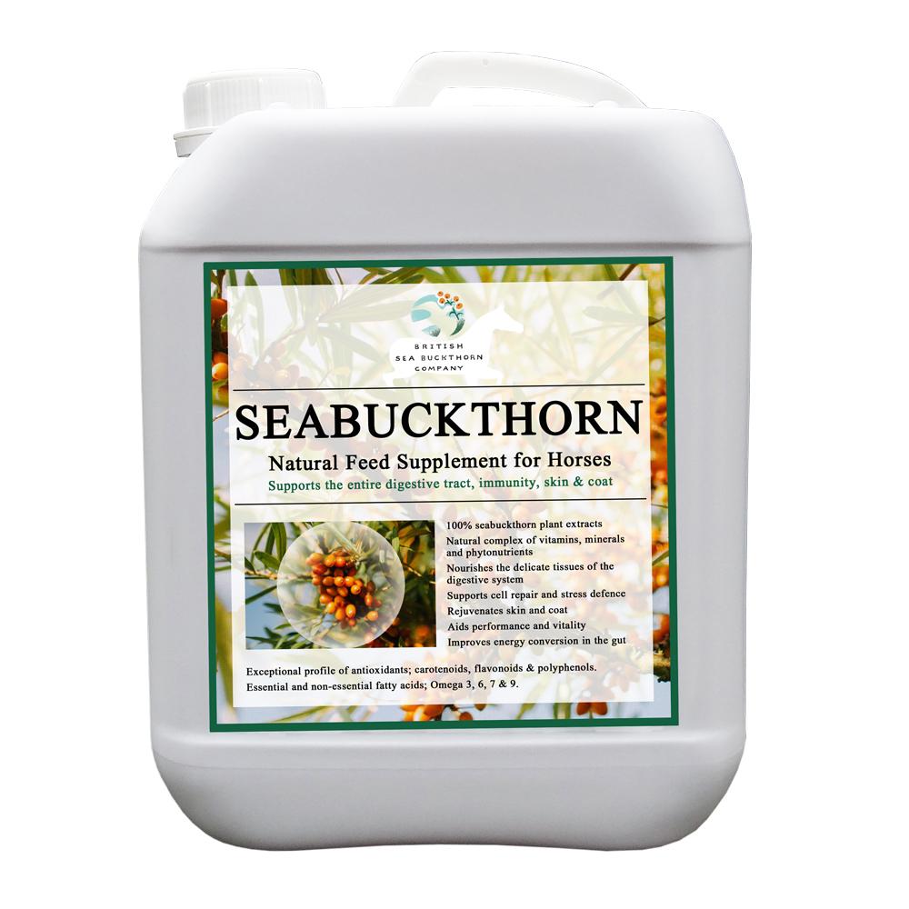 BSC SeaBuckthorn for Horses