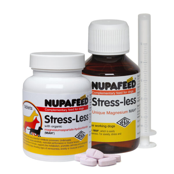 Nupafeed Stress-Less Calming Aid for Dogs