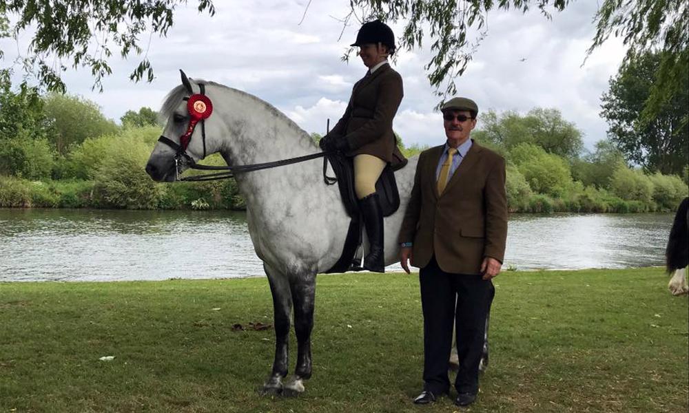 News_2017_Jo Bates_Cashelbay Rocket_ Royal Windsor Horse Show