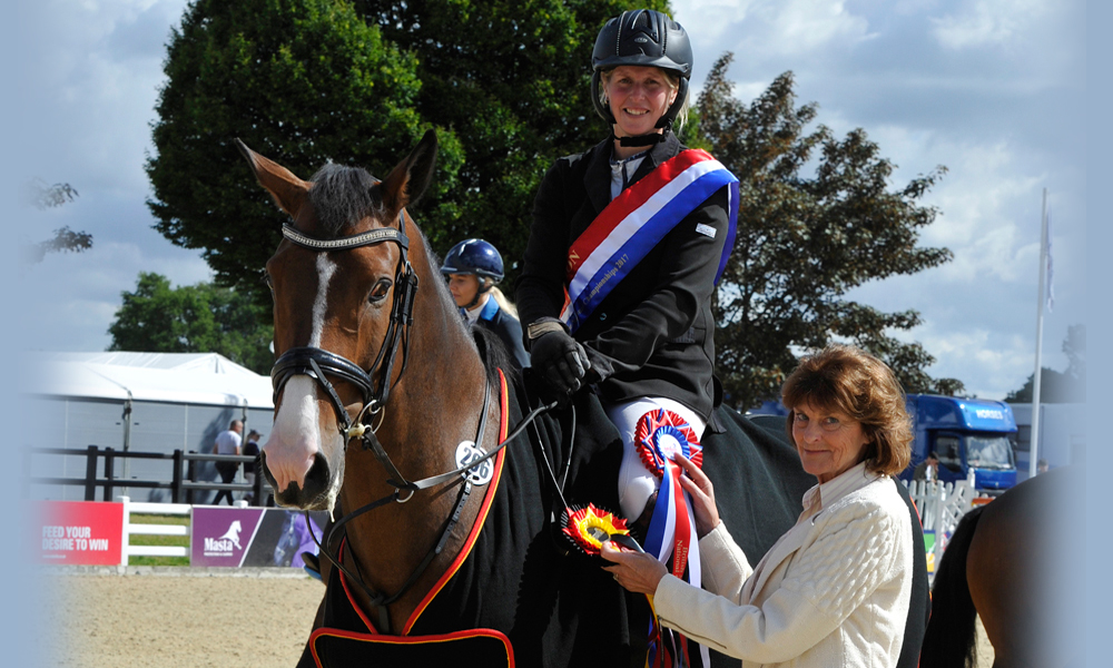 News_2017_British Showjumping_Emma Jo Slater_Kings of Leon_Senior Discovery Winner