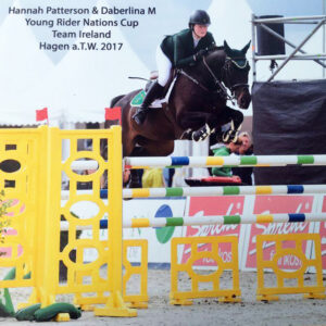 Nupafeed Staying Power Energy Supplement Horses Hannah Patterson Ireland