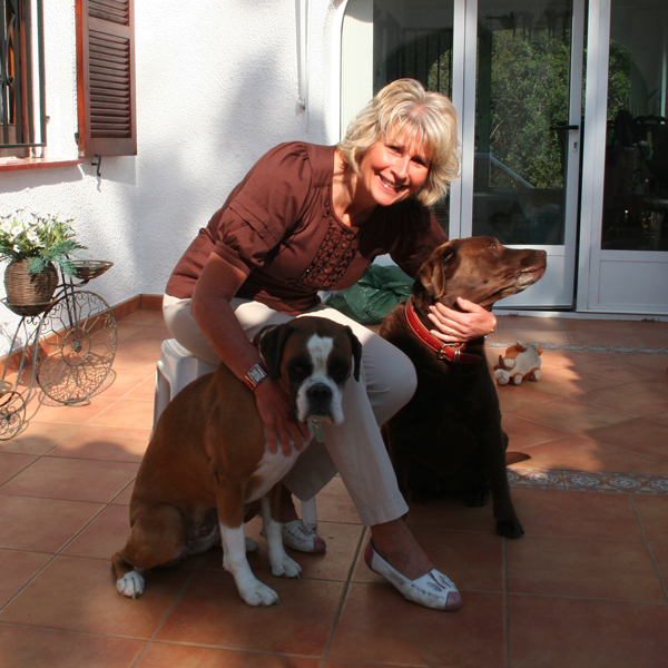 Nupafeed Dog_Stress-Less_Calming for Dogs_Mary Wlaker