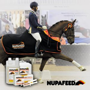 Nupafeed MAH Magnesium Horse Calmer_Dannie Morgan_Dressage